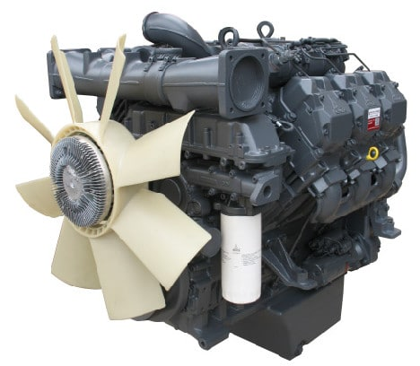 Engine Makes - Perkins Engines Image