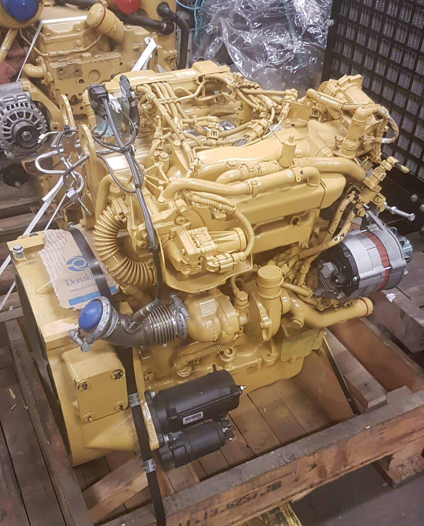 CAT®C3.4B Engine